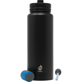 MIZU M15 360 E Kit Bidón 1500ml, enduro black